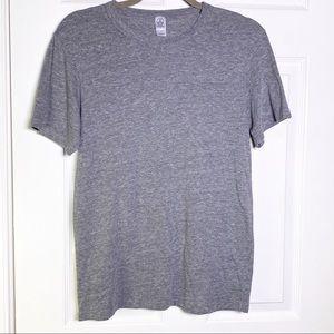 Alternative Earth Heather Gray T-shirt
